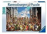 Ravensburger Puzzle 2000 Teile - Die Hochzeit von Kana, Veronese (Code 16653)