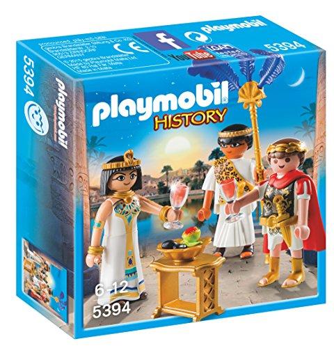 Playmobil - César y Cleopatra 5394