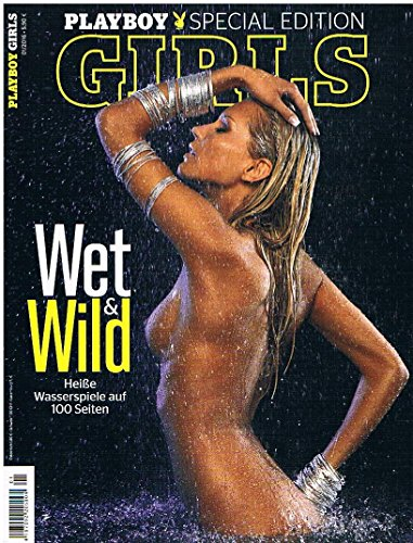 Playboy Wet & Wild 2016