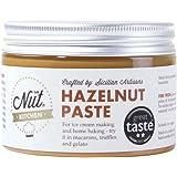 Glatte Haselnusspaste 150g mit 95% italienischen Haselnüssen - ideal zum Backen und Eis machen
