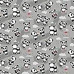 Panda Fabrics - Panda Fabric - by 0.5 Metre - by Riley Blake - 100% Cotton
