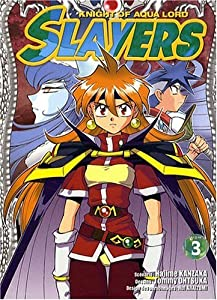 Slayers The Knight of Aqua Lord Edition simple Tome 3