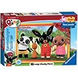 Ravensburger My First Floor Puzzle - Bing Bunny, 16pc Jigsaw Puzzles