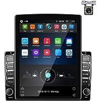 Autoradio Android GPS 2 Din 9,7 Ppouces Écran Tactile Vertical Bluetooth WiFi USB Radio FM Lecteur de Voiture Lien…