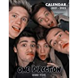One Direction: 2021 – 2022 Calendar – 18 months – 8.5 x 11 inch High Quality Images