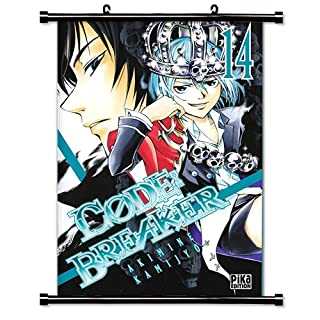 Code: Breaker Anime Fabric Wall Scroll Poster (16 x 24) Inches