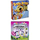 Spin Master Games   - 6040698 - Soggy Doggy inklusive Spin Master Games   - 6039765 - Hatchy Matchy