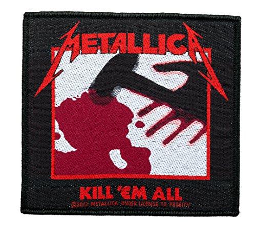 Metallica - Kill Em All[Patch/Aufnäher ]Metallica Aufnäher !! (Kill Em All Patch)