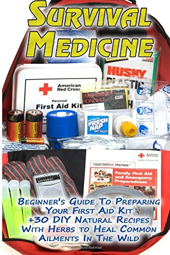Heal Salve (Survival Medicine: Beginner's Guide To Preparing Your First Aid Kit + 30 DIY Natural Recipes With Herbs to Heal Common Ailments In The Wild: ... Medicine) (First Aid Kit, Herbal Medicine))