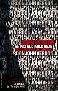 Deja en paz al diablo ) par John Verdon
