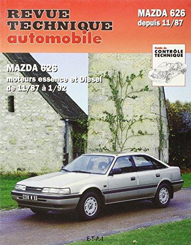revue-technique-automobile-n-5282-mazda-626-depuis-1988