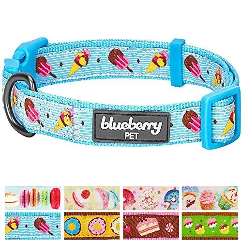 blueberry-pet-halsbander-fur-hunde-2-cm-m-eiscreme-erfrischender-moment-designer-hundehalsband