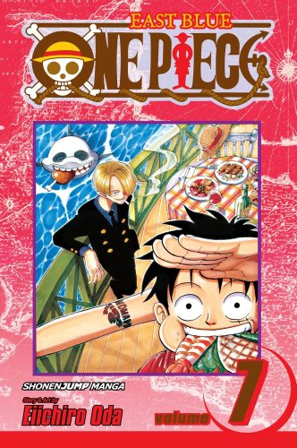 One Piece Volume 7: v. 7 por Eiichiro Oda