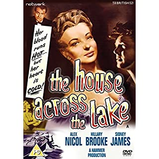 The House Across the Lake [DVD]