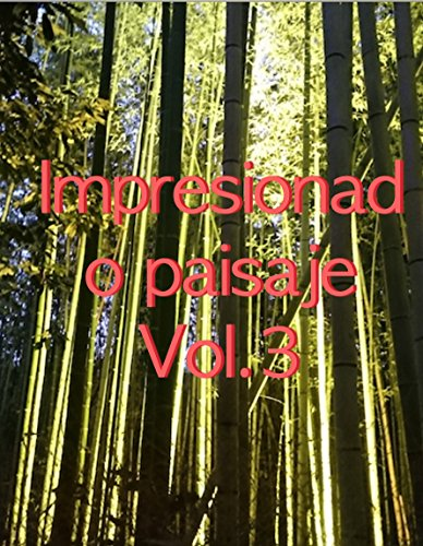 Descargar Libro Impresionado paisaje Vol.3 de magnificent beautiful
