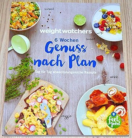 Charmate® Beauty Set //Gesichtspflege// Weight Watchers Kochbuch 6 Wochen Genuss nach Plan - SmartPoints® Plan /
