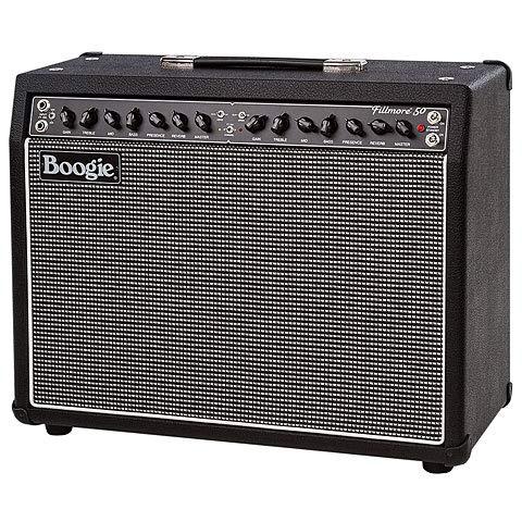 Mesa Boogie Fillmore 50 Combo · Guitar Amp