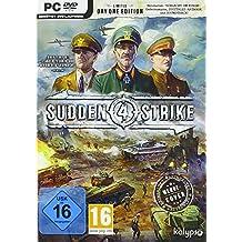 Sudden Strike 4 [Importación alemana]
