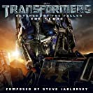 Transformers The Score