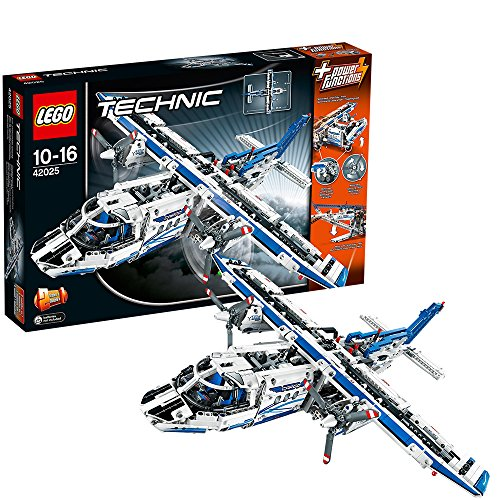 LEGO-Technic-Cargo-Plane-Building-Set
