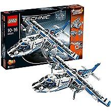 LEGO Technic - Avión de mercancías, juegos de construcción (42025)