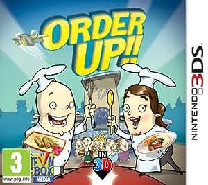 Order Up (Nintendo 3DS)