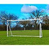 FORZA - Cage de Foot 3 x 2 m Résistant et Garanti! [Net World Sports]