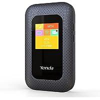 Tenda 4G185 V2.0, Hotspot Mobile Routeur portable, batterie 2100 mAh, 4G LTE Cat4 150 Mbps, aucune configuration requise…