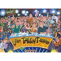 Wasgij Family Boom and Bust Finale 615 Piece Jigsaw Puzzle