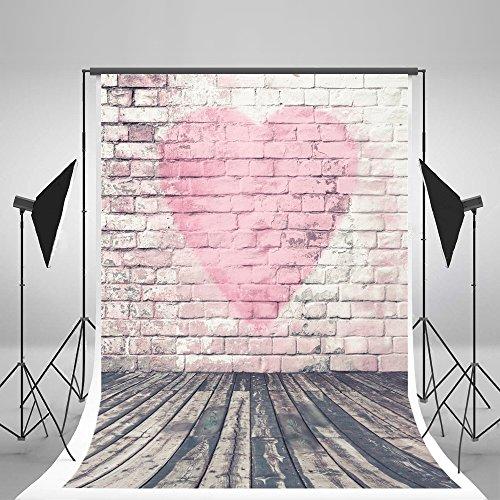 5x7ft-weiss-rosa-herz-brick-wand-verwitterte-holz-boden-fotografie-hintergrund-faltenfrei-fur-baby-n
