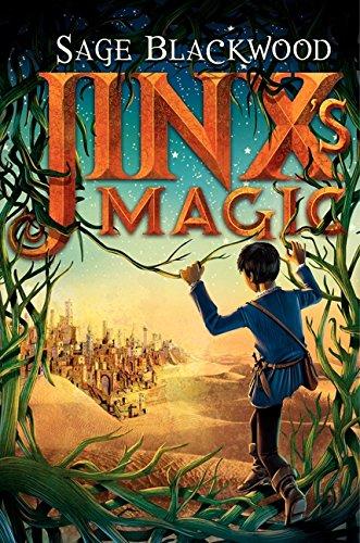Jinx's Magic (Jinx (Sage Blackwood))