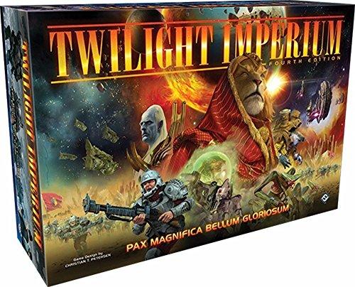 Fantasy FFGTI07 Twilight Imperium - Juego Twilight Imperium Cuarta edición.