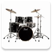 Tocar la Bateria - Drum Kit - Bombo, Caja, Charles