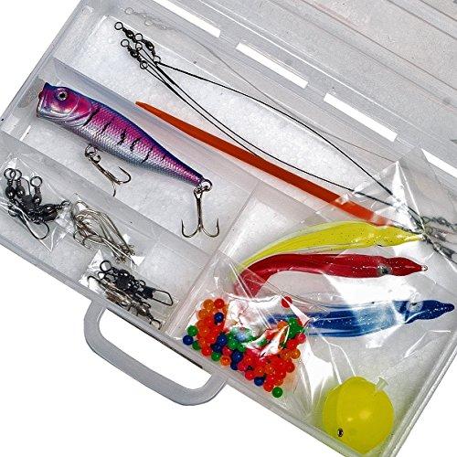 Fladen (Predator) Essentials Angeln Grob Terminal Tackle Starter-Pack in einer Box–20x 13x 4cm [19–3003]