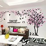 Alicemall 3D Wandaufkleber Baum Stereo Wandaufkleber Abnehmbare Wohnzimmer Schlafzimmer Kinderzimmer Sofa Hintergrund Wandtattoo Möbel - Muster 10