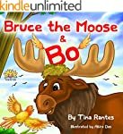 """Childrens picture book:""""BRUCE THE MOO..."""