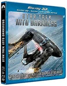 Star Trek Into Darkness [Combo Blu-ray 3D + Blu-ray + DVD + Copie digitale - Édition boîtier SteelBook]