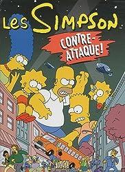 Les Simpson. Tome 12 : Contre-attaque ! de Groening. Matt (2010) Album