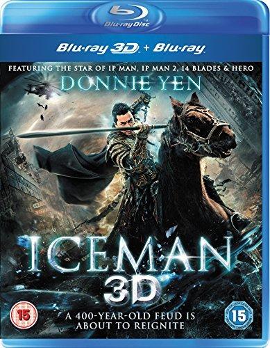 Bild von Iceman 3D [Blu-Ray 3D + Blu-Ray] [UK Import]