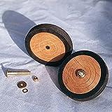 Gärtner Pötschke Räder-Nachrüstsatz für den Deckchair