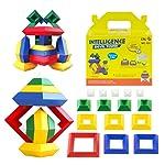 Building Blocks Toys, STEM Educational Toys, 3D Imagination Building Bricks Blocks - DIY Puzzle Toys for Children, Boys...
