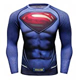Cody Lundin Super Held Bedrucktes T-Shirt für Männer Fitness Herren Langarm T-Shirt