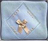 HC Enterprise,Toquilla para bebé ,color azul