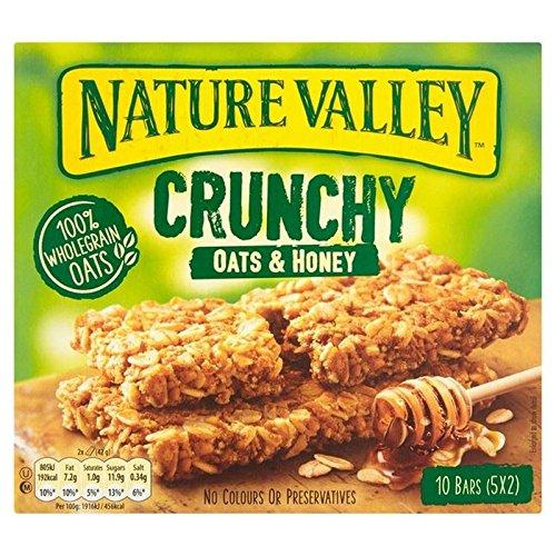 Valley Honig Und Hafer Nature (Natur Tal Hafer Und Honig 5 Pro Packung (Packung mit 6))