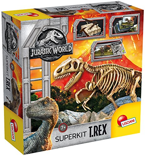 Liscianigiochi 68203 - Jurassic World Super Kit T-Rex