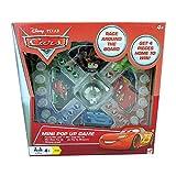 Sambro- Pop Up Game - Parchís Infantil, Color Rojo (DSC7-733)