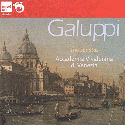 Galuppi: VI Sonate a due violini e basso, Sonata No. 4 in G: I. Allegro ma non presto