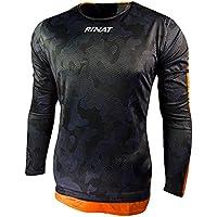770783d5b123cc Rinat Jersey Sniper, Maglia da Portiere di Calcio Unisex – Adulto,  Oxford/Orange