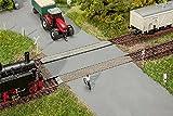 Faller FA 120243 Unbeschrankter Bahnübergang