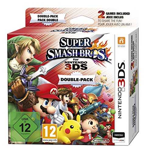 Smash Bros Doppelpack - [3DS]